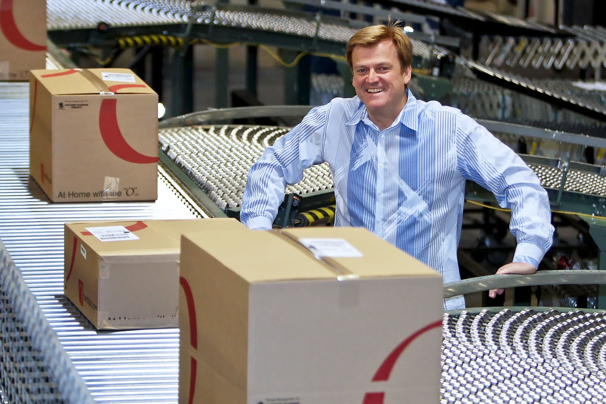 Overstock CEO Patrick Byrne resigns following 'deep state' comments, stock rises