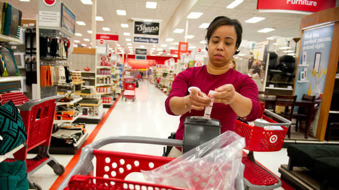 Target raises its minimum wage to $13 an hour, aims for $15