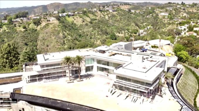 Most Expensive House In La >> Most Expensive House In The U S Worth 500 Million