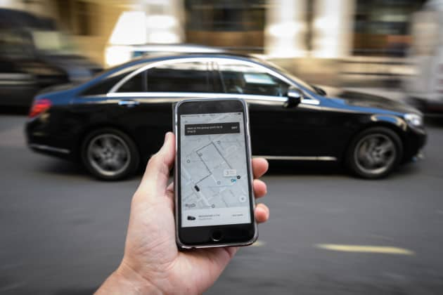 Uber unveils plan for London drivers switch to electric cars