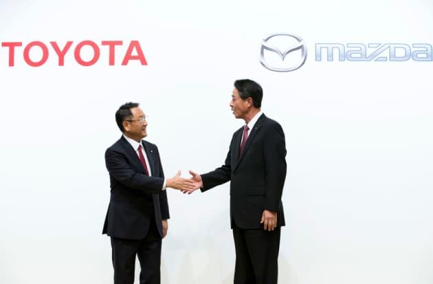 Premium Toyota Mazda Ev 170928