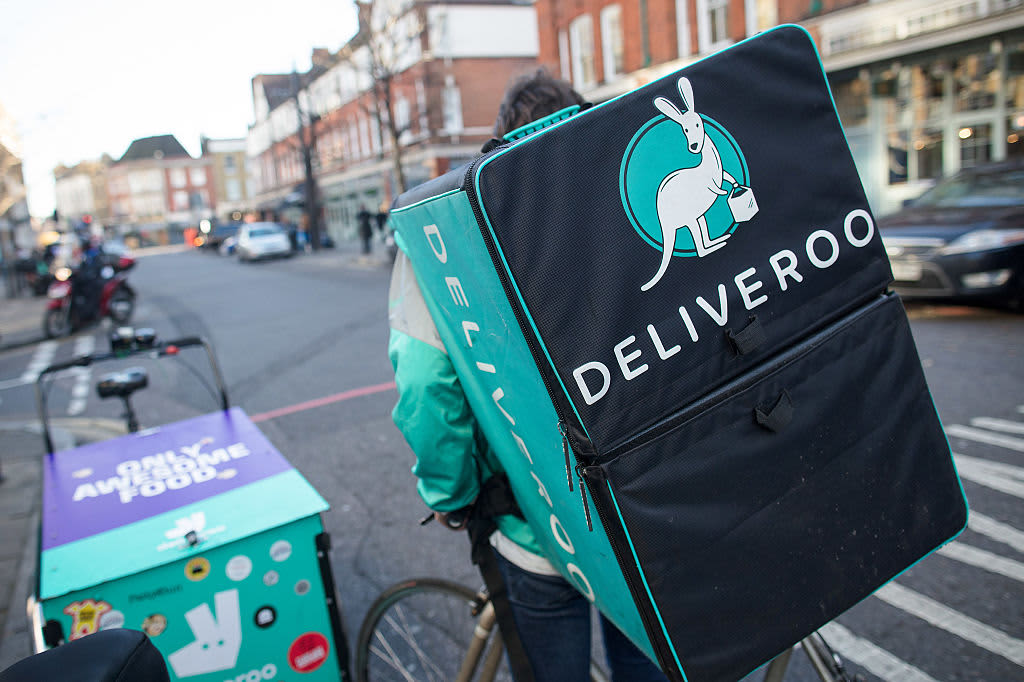 Amazon's stake in Deliveroo may require 'in-depth investigation,' UK competition watchdog warns