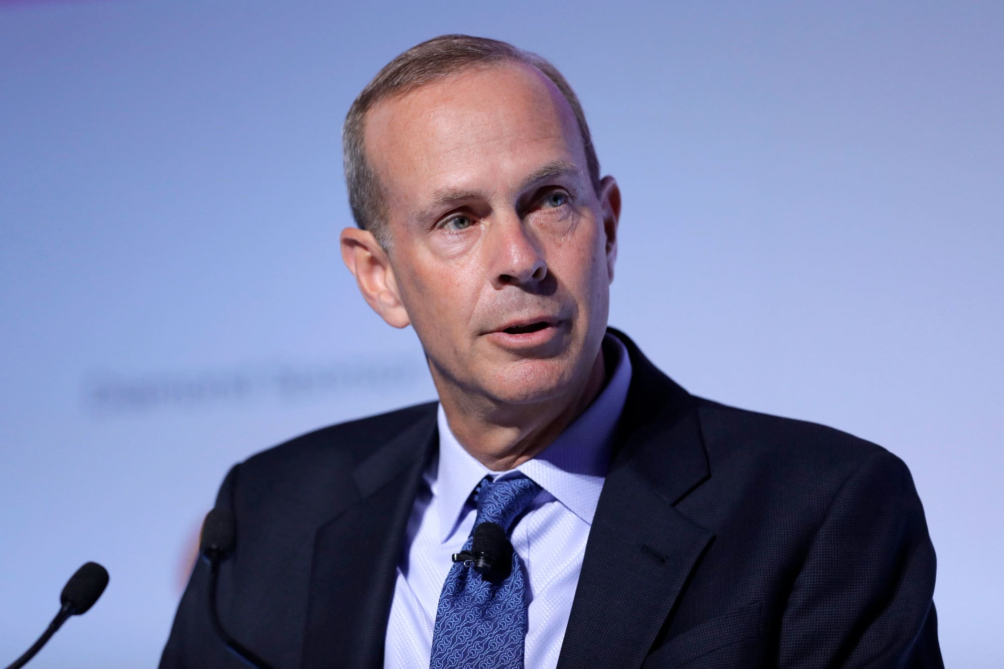 Chevron CEO defends massive write down, saying good performance 'isn't good enough'