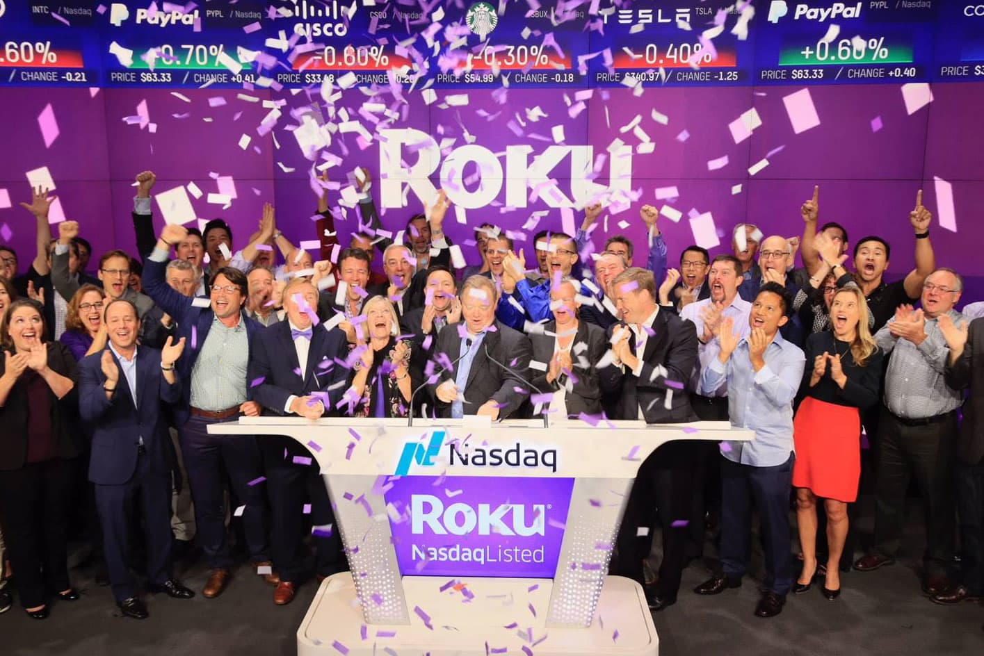 Roku plans to grow ad business