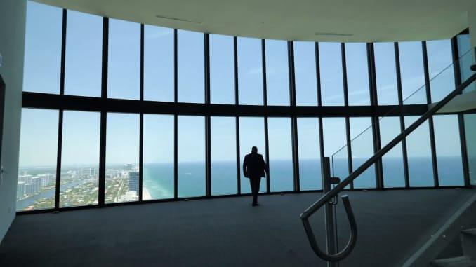CNBC: Sunny Isles Beach penthouse