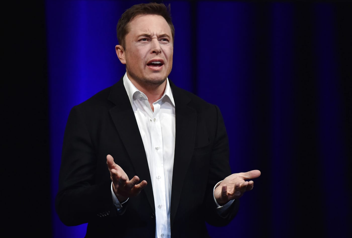 What does elon musk think about cryptocurrency