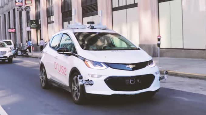 Gm Buys Strobe Lidar For Cruise Self Driving Cars