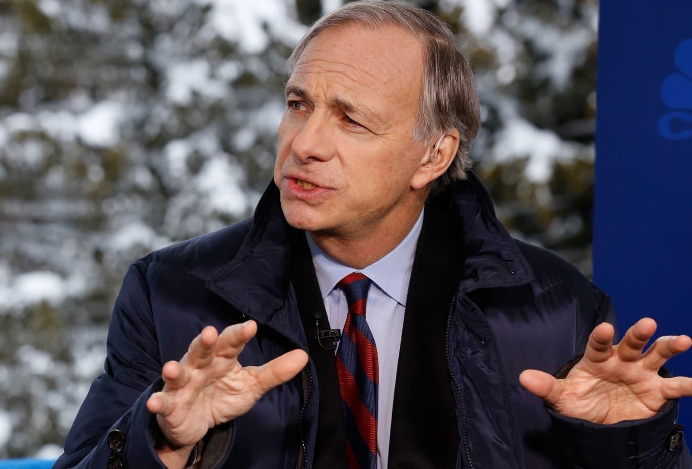 Bridgewater's Ray Dalio: Best advice for new stock market
