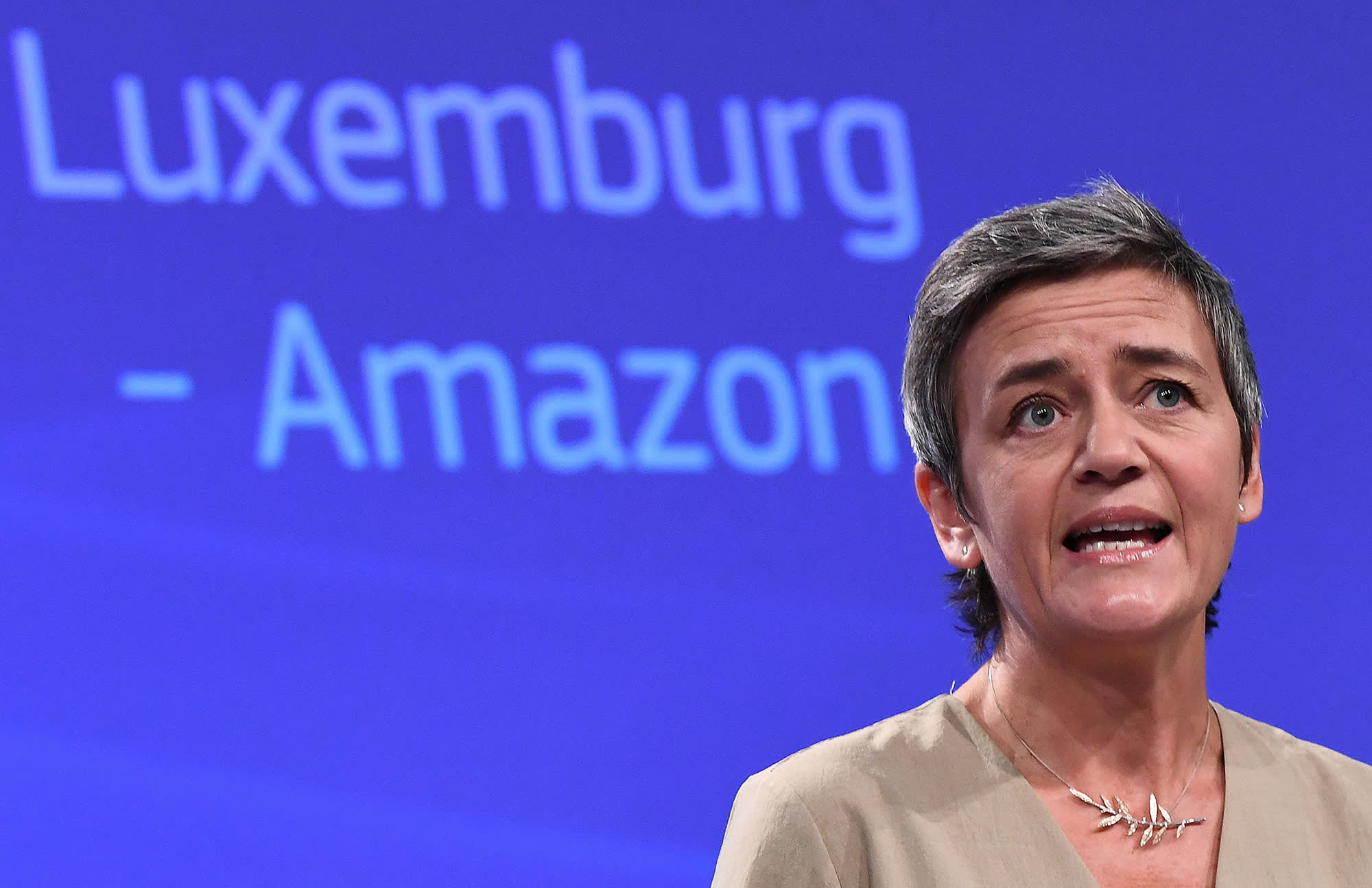 EU to investigate Amazon over possible anti-competitive business practices