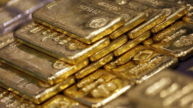GP: Gold bars 171005