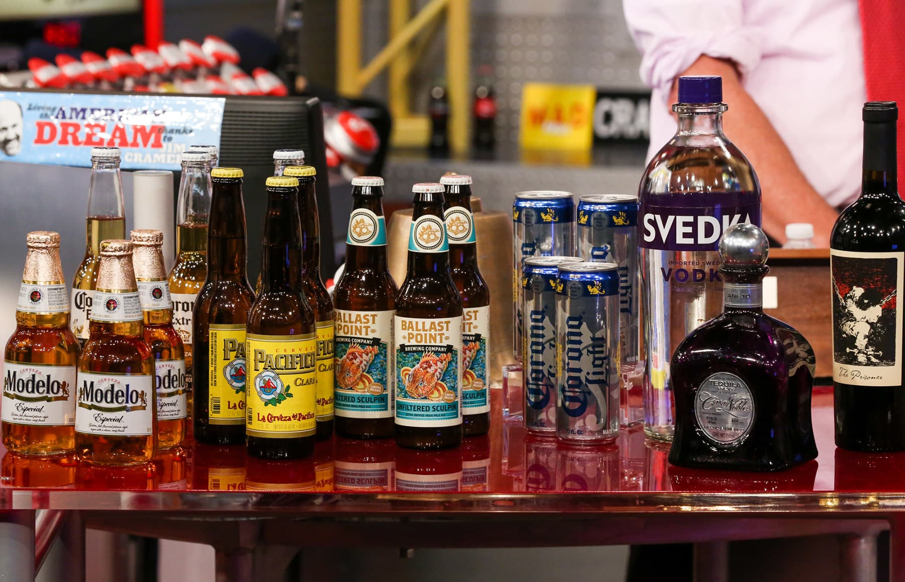 Millennials are drinking more because they're having kids, Constellation Brands executive says