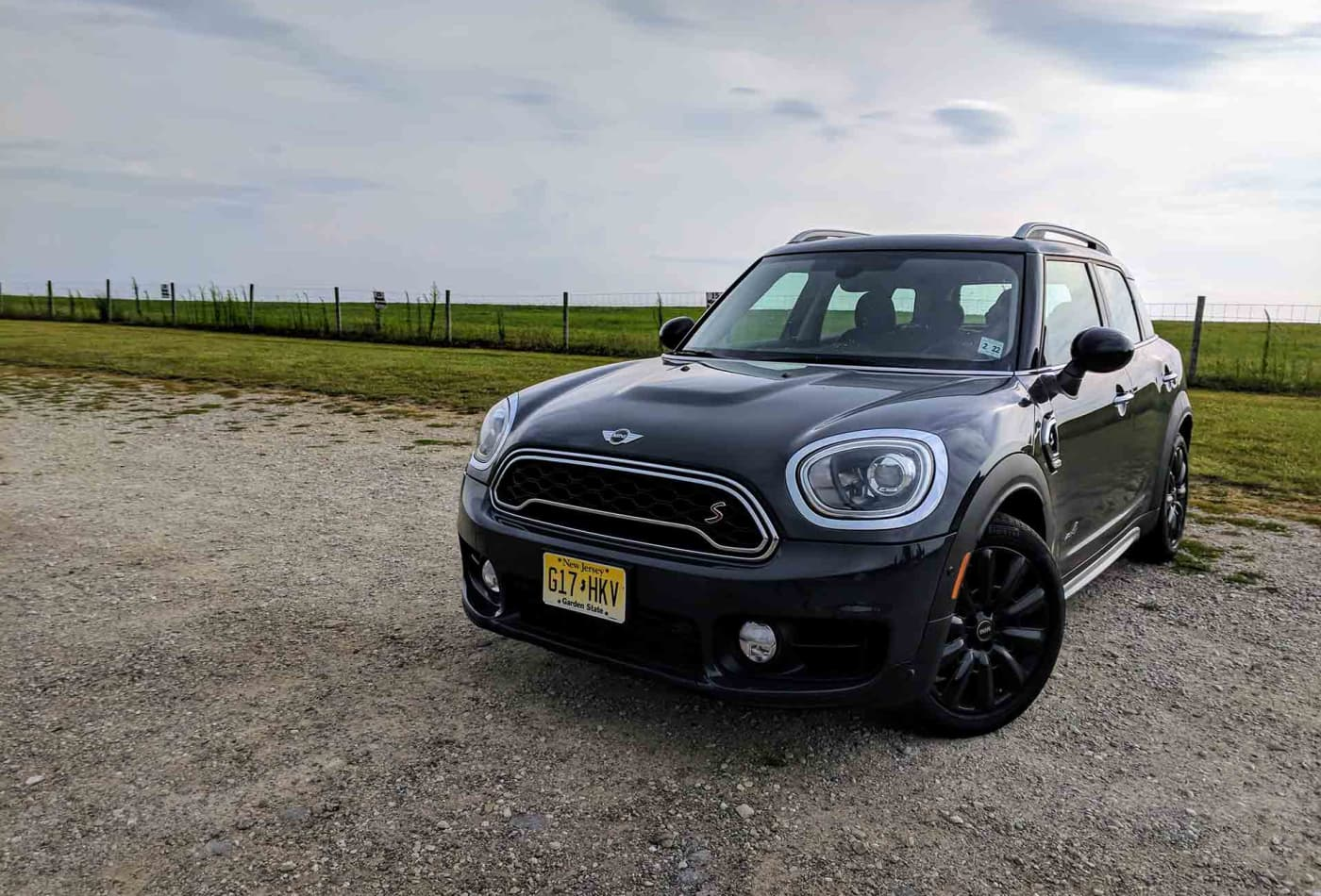Mini Cooper S Countryman All4 Review