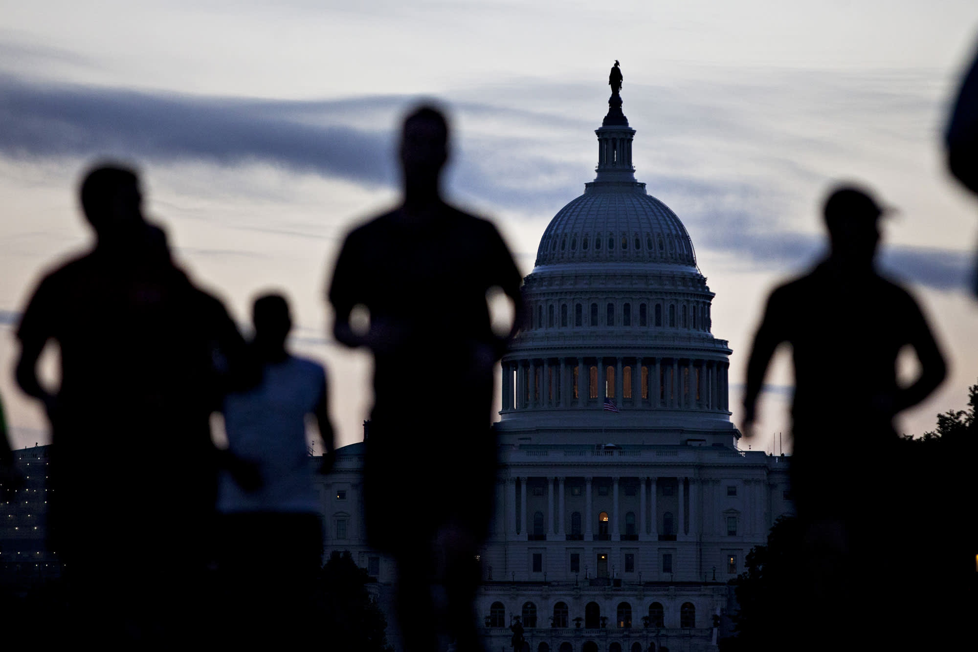 Whistleblower complaint delivered to Congress