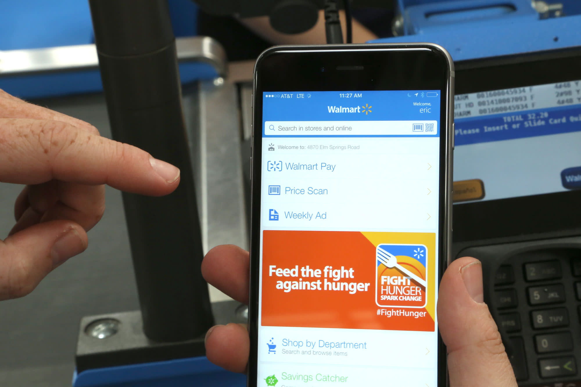 Walmart has big year of e-commerce investments planned