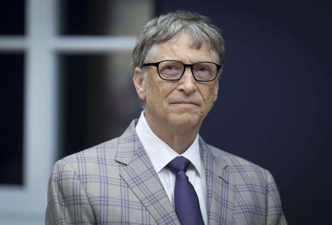 Bill Gates: US college dropout rates are 'tragic'