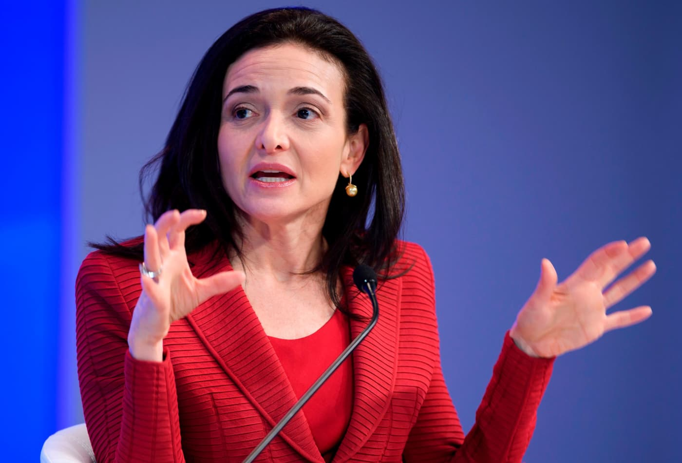 Sheryl Sandberg: Facebook didn't do enough to stop risks