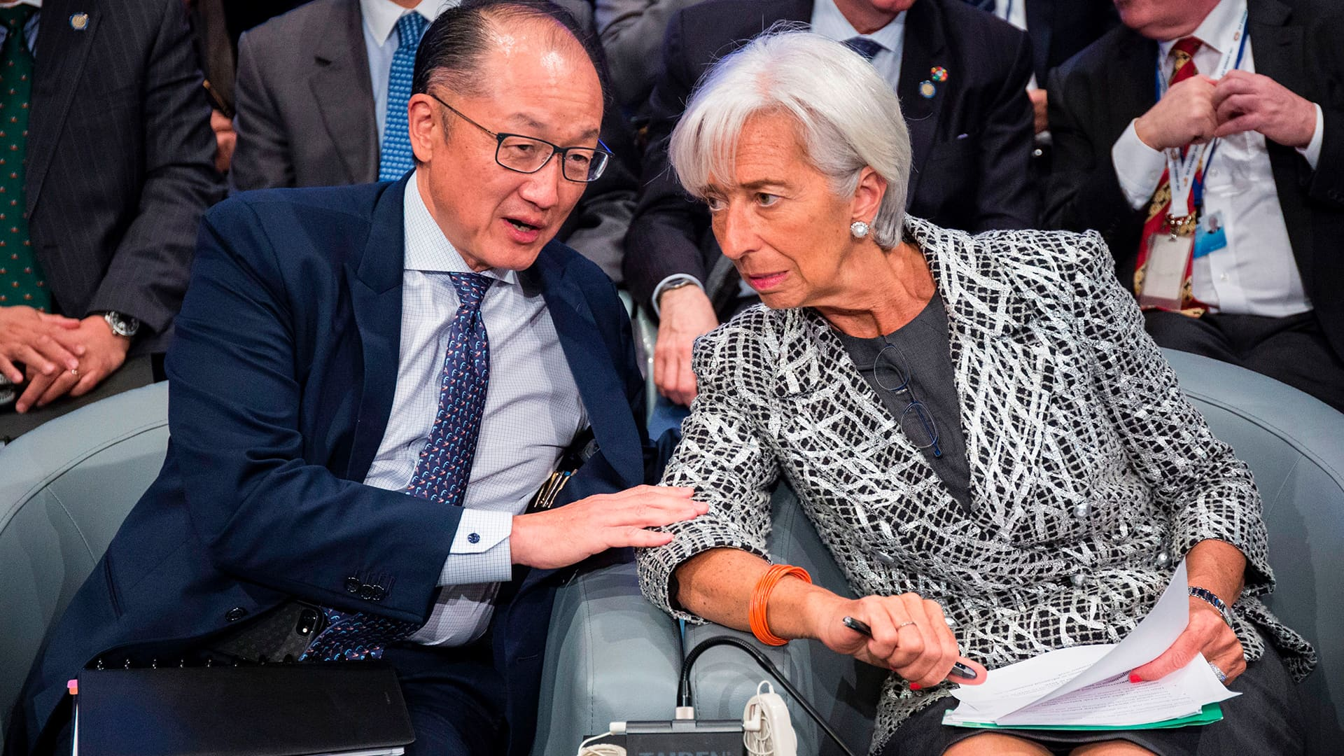 The next Lagarde? Europe searches for one of its own to take the IMF job