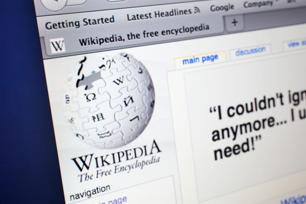 China blocks Wikipedia in all languages