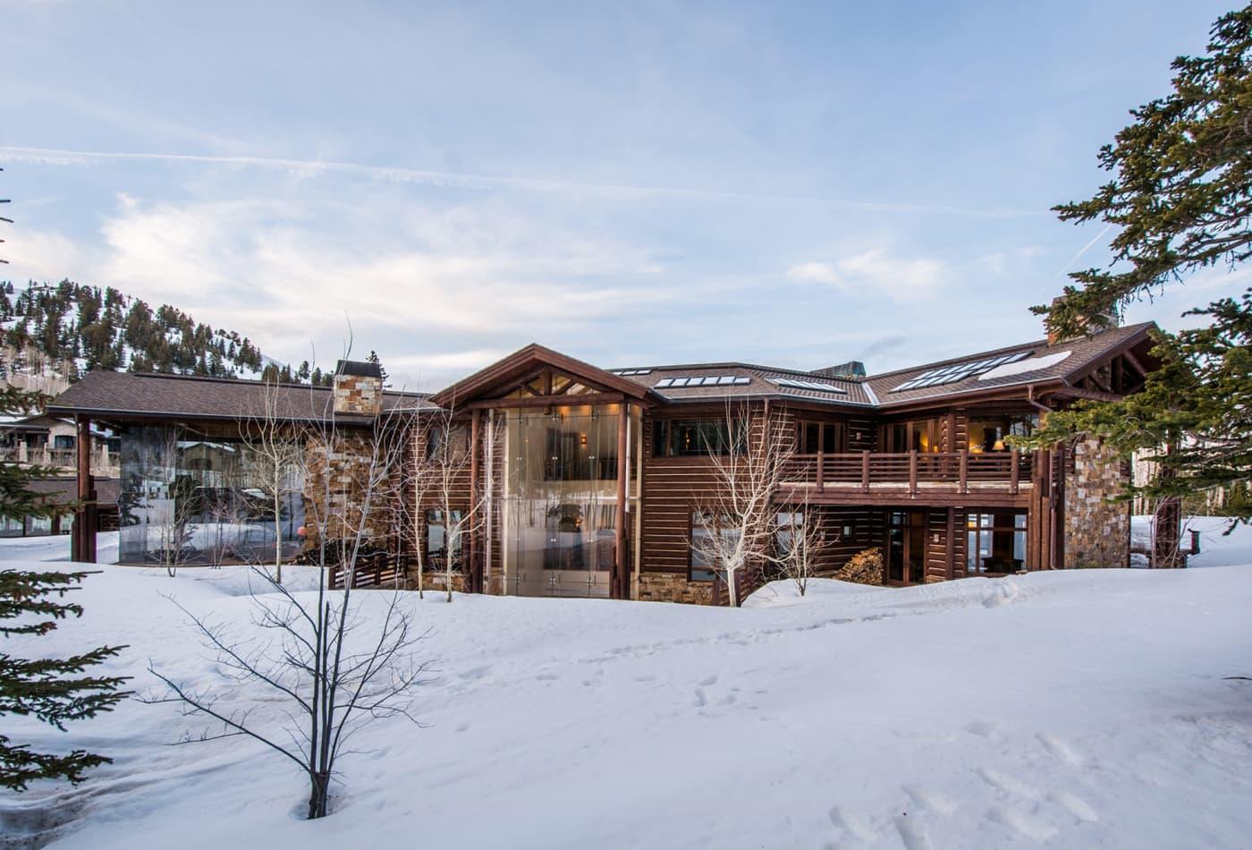 Park City ski lodge costs $10,000 a night