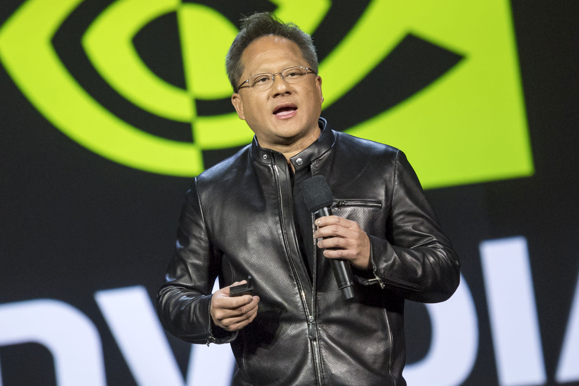 Stocks making the biggest moves after hours: Nvidia, Applied Materials and GE