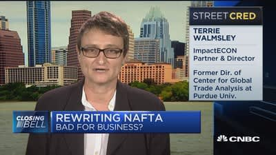 Renegotiating nafta options for investment protection