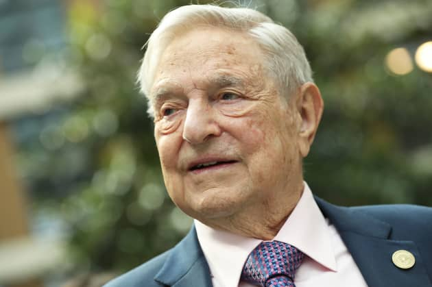 George Soros foundations chastise Facebook in response to