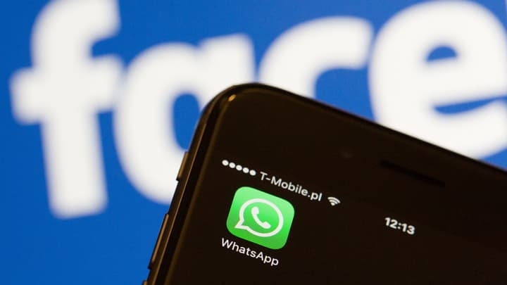 Facebook chooses London as base to develop WhatsApp's mobile payments service