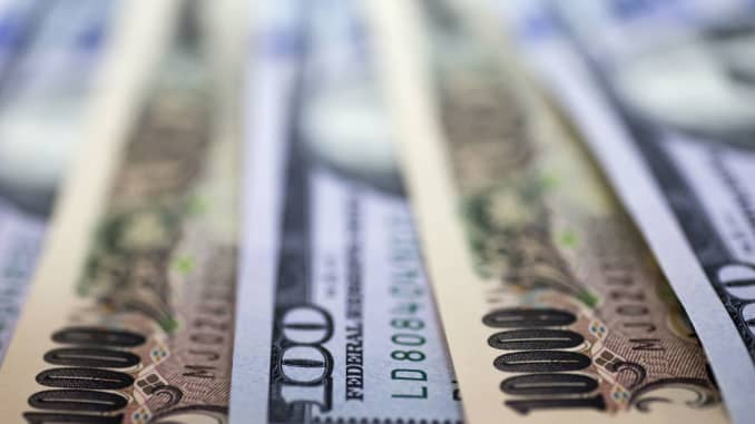 Dollar Surges As Companies Scramble For