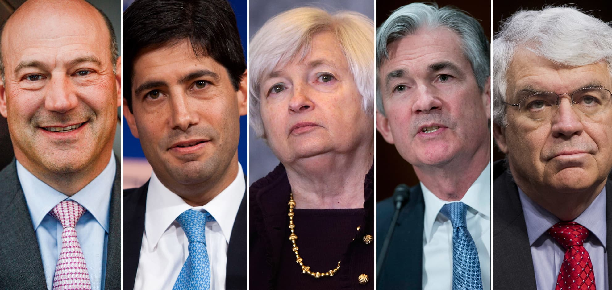 Federal Reserve Chair Nominees