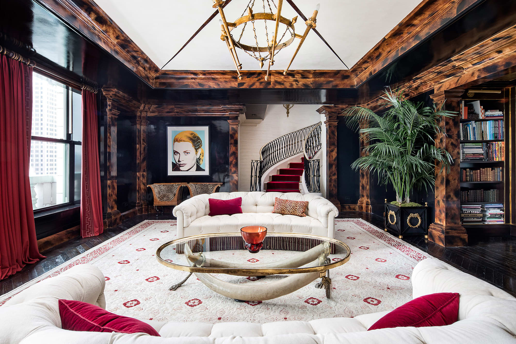 new style 90e24 e4c76 Look inside Tommy Hilfiger's $50 million penthouse that's ...