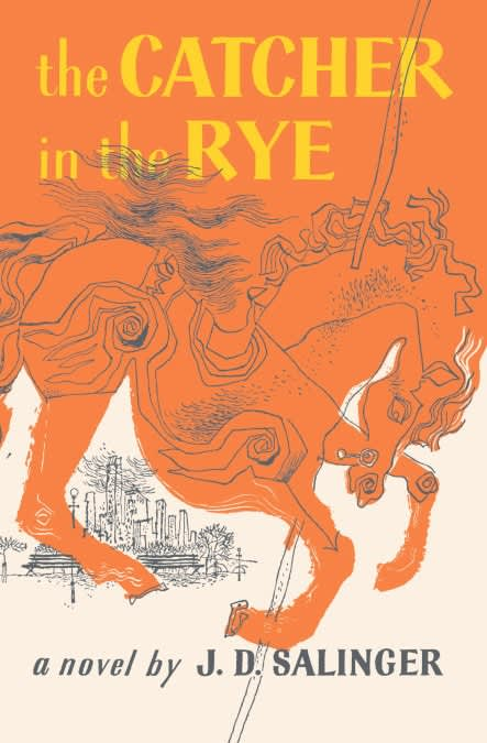 ONE TIME USE Handout: Catcher in the Rye