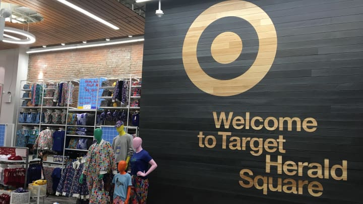 Target opens a small-format store across from Macy's in NYC