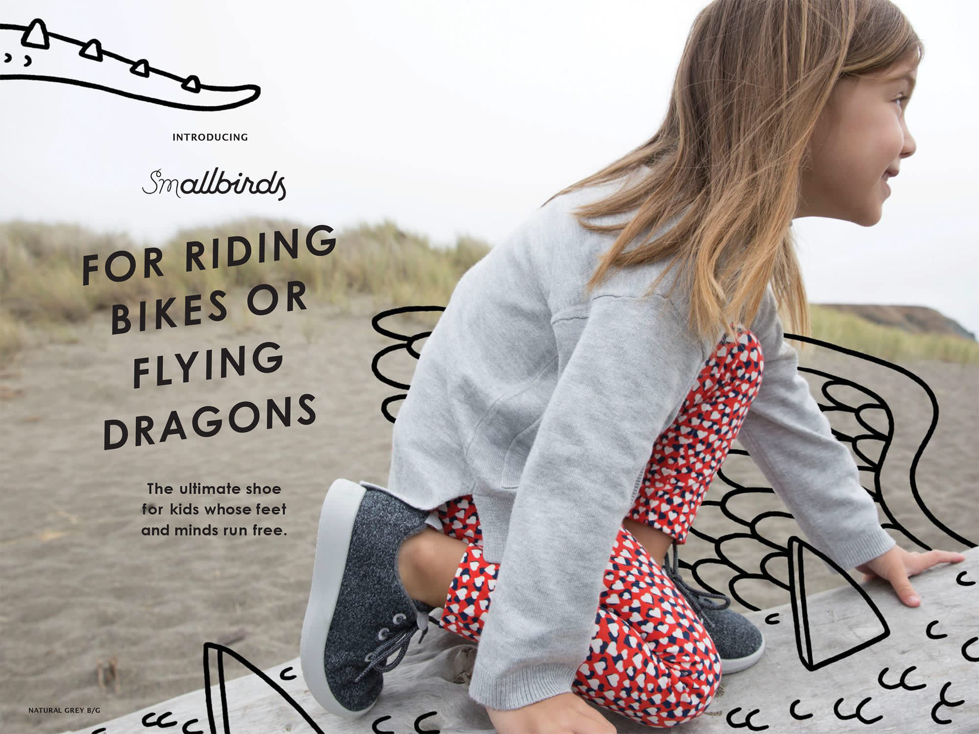Allbirds launches a shoe line for kids