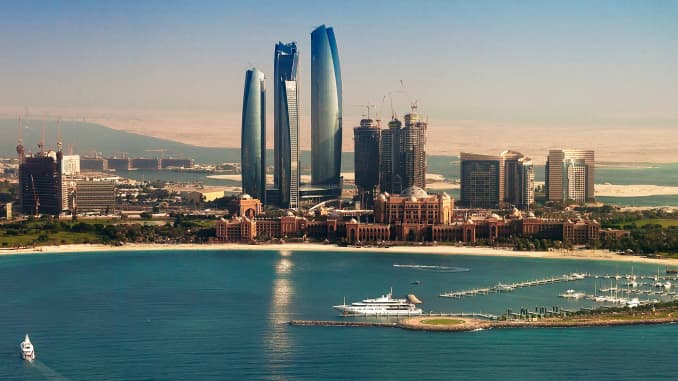 Oil-reliant UAE bets big on tech start-ups and AI