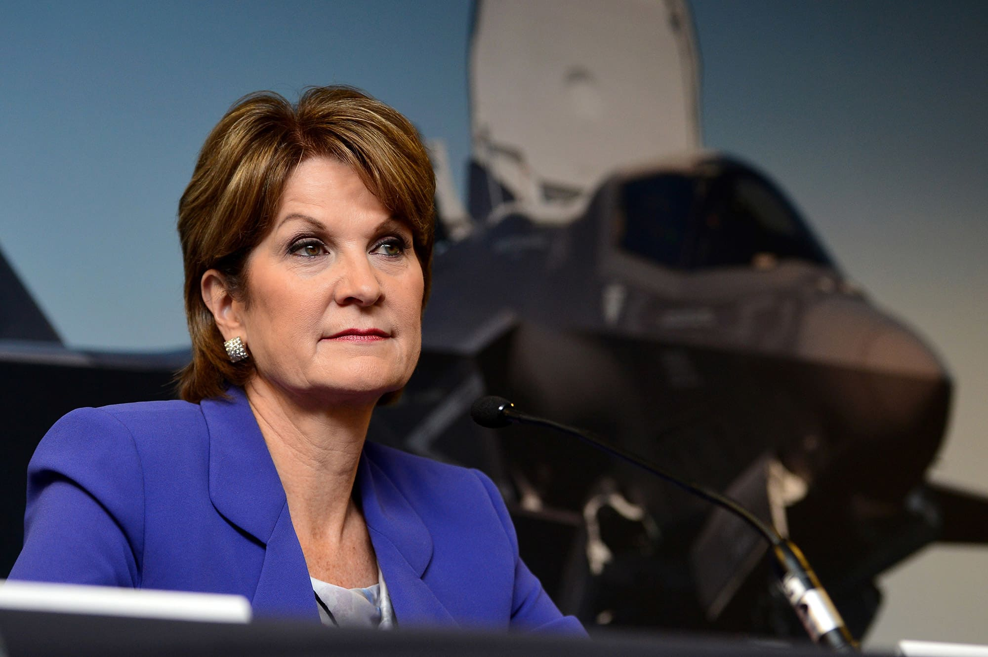 Lockheed Martin has become a stock market juggernaut under CEO Marillyn Hewson
