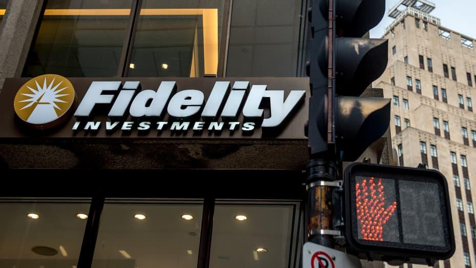 trading bitcoin fidelity