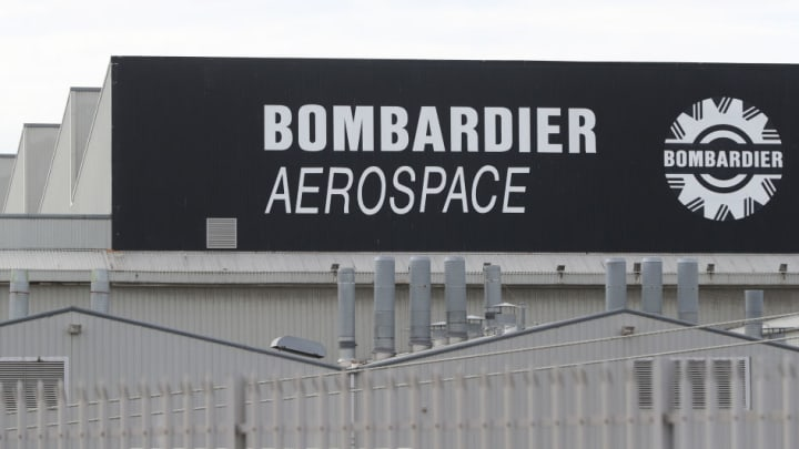 Bombardier to sell manufacturing plant in Northern Ireland