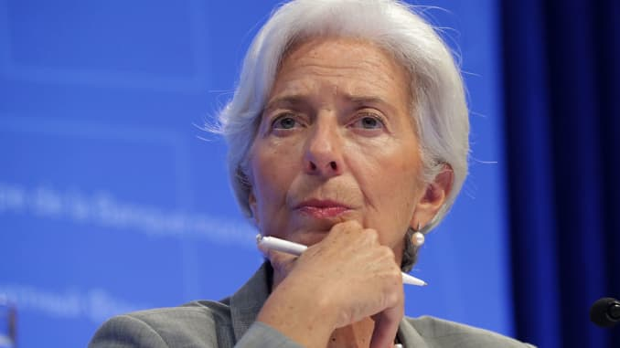 Why Christine Lagarde is seen as 'the one' to lead the ECB