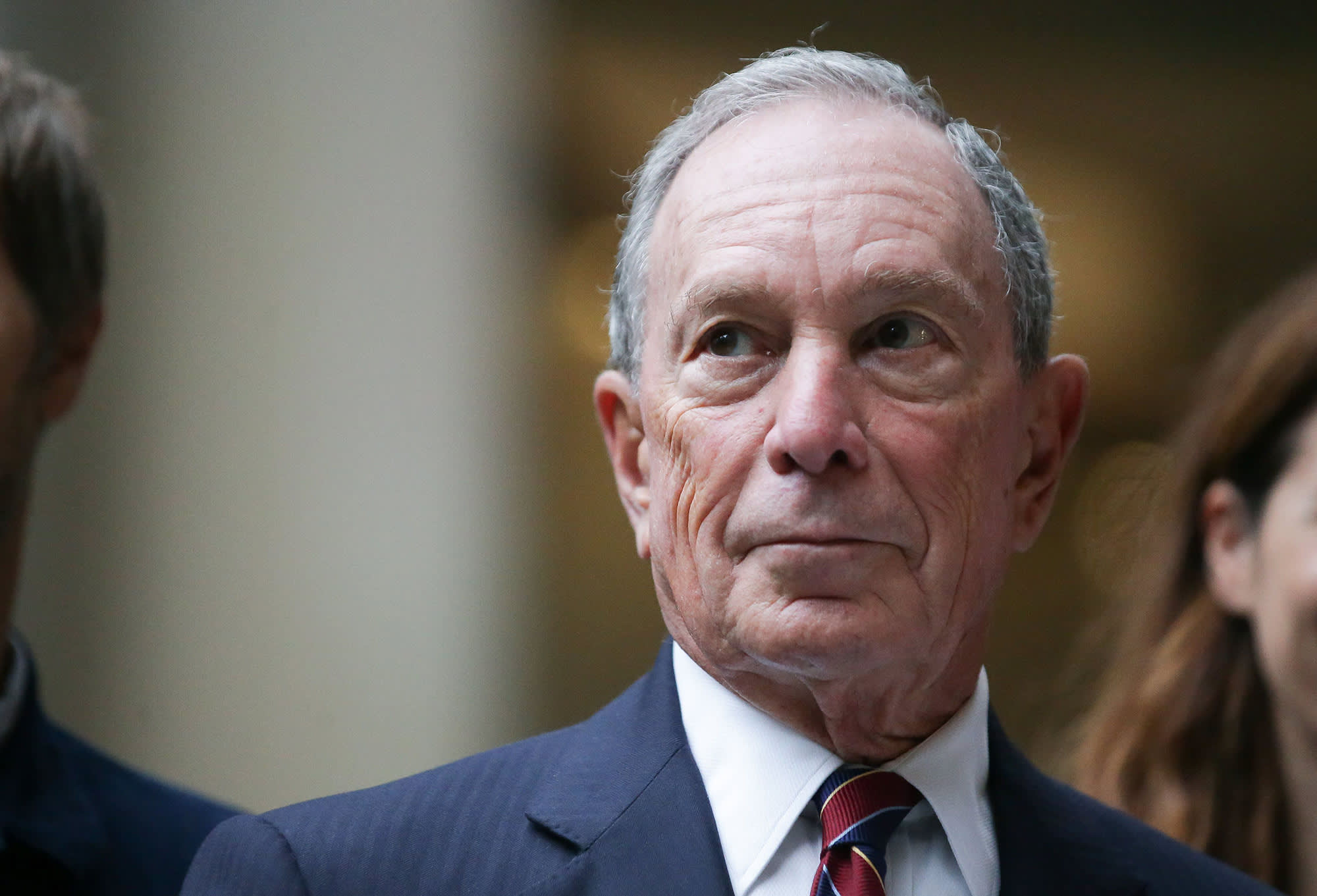 Mike Bloomberg launches bid for 2020 Democratic presidential nomination