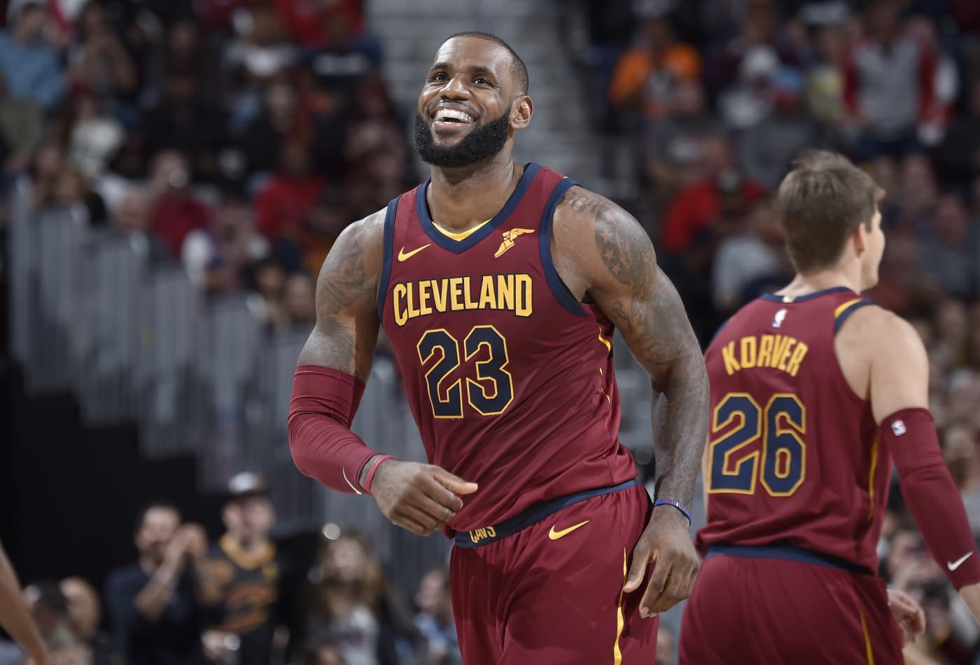 lowest price 17c5b 2e638 LeBron James moving to NBA's Lakers—inside his $23 million ...