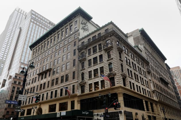 Brilliant Lord Taylor Is Leaving Its Iconic Fifth Avenue Location Home Interior And Landscaping Palasignezvosmurscom