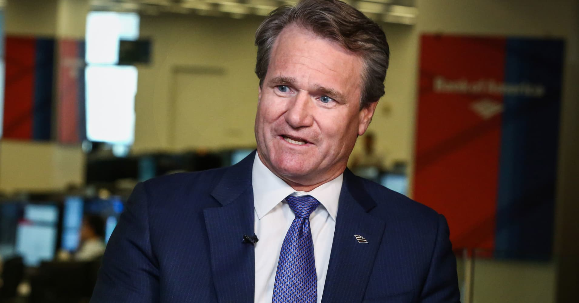 Interview With Michael Brian Murphy >> Watch Cnbc S Full Interview With Bank Of America Ceo Brian Moynihan