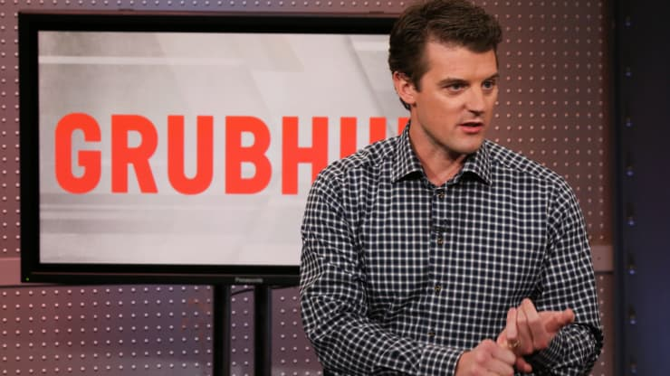 Grubhub to merge with European food delivery company Just Eat