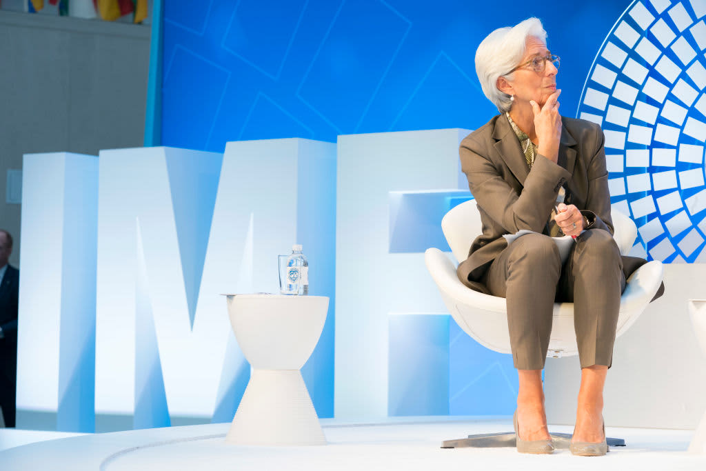 IMF sees prolonged anaemic growth in euro zone, urges ECB stimulus