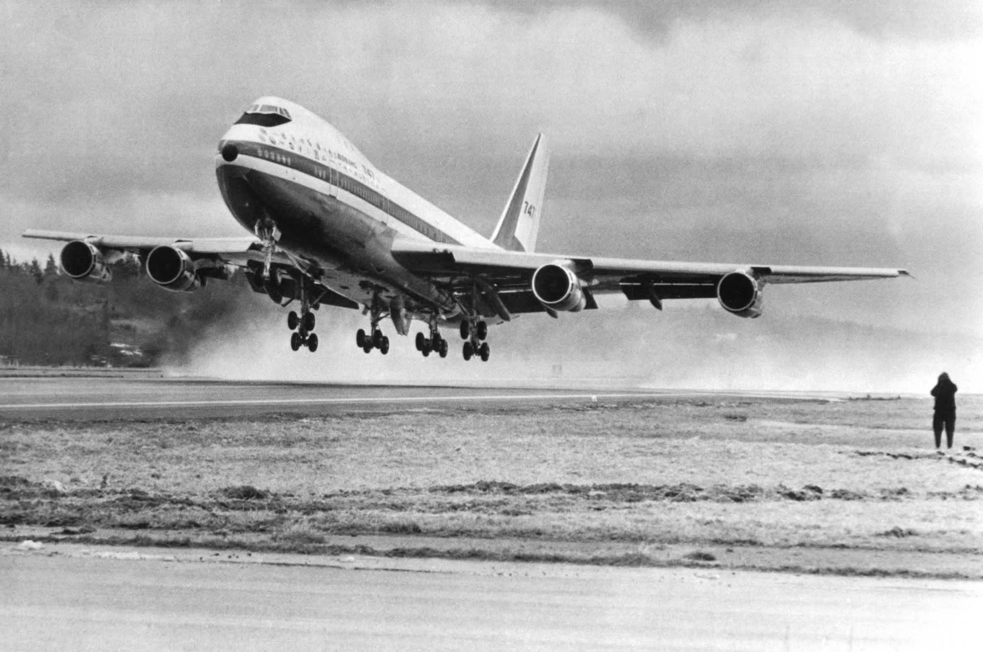 Airlines bid farewell to Boeing 747s—Take a look at the