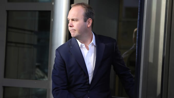 Rick Gates reveals affair during questioning in Paul
