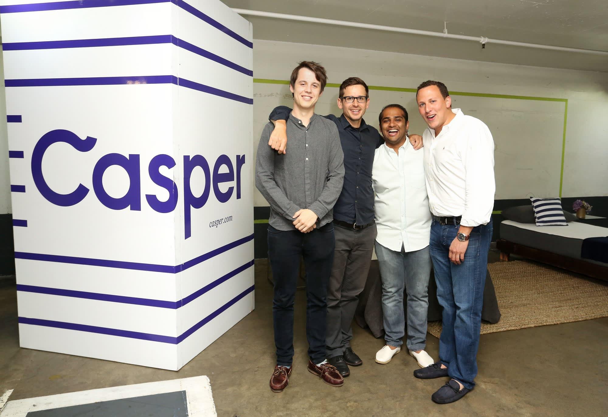 How a Casper executive's sleep issues led the billion-dollar bed start-up into the CBD gummies market