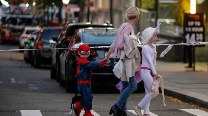 Halloween 2020 Kid Killed In Truck Homeowners, auto insurance claims spike on Halloween