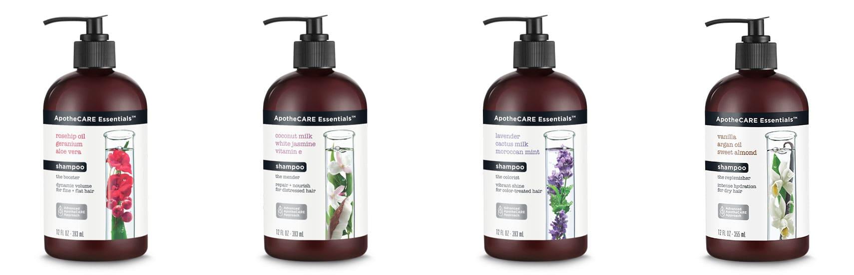 Handout: ApotheCARE Essentials Hair Range