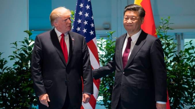 GP: Trump Xi G20 171102